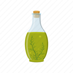 aromatic, dressing, herbs, olive, rosemary, vegetable icon