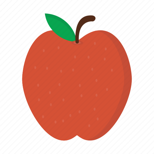 apple, food, fruits, nature icon