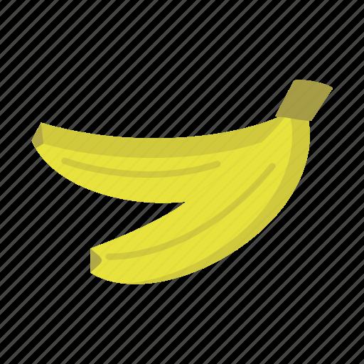 banana, food, fruits, nature icon