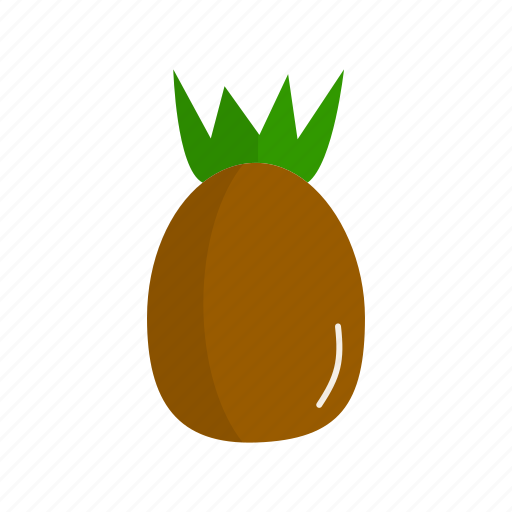 dessert, fruit, fruits, ingridien, pineapple icon