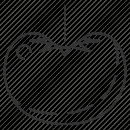 fresh, fruit, health, tomato icon