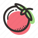 food, healthy, ingredient, salad, soup, tomato, vegetables icon
