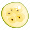 fruit, edible, fresh fruit, healthy food, healthy diet, jackfruit icon