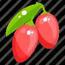 cherries, edible, fresh fruit, fruit, healthy diet, healthy food icon