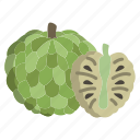 custed, apple