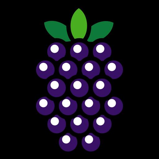 amoras, fruit, icon icon