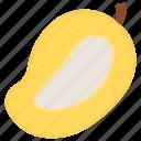 food, fruit, healthy, mango, summer fruit icon