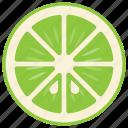 fruit, healthy fruit, hybrid fruit, lime, vitamin icon