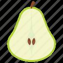 edible, food, fruit, healthy diet, pear