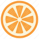 citrus fruits, food, fruit, healthy fruits, orange icon