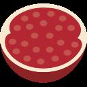 fruit, garnet