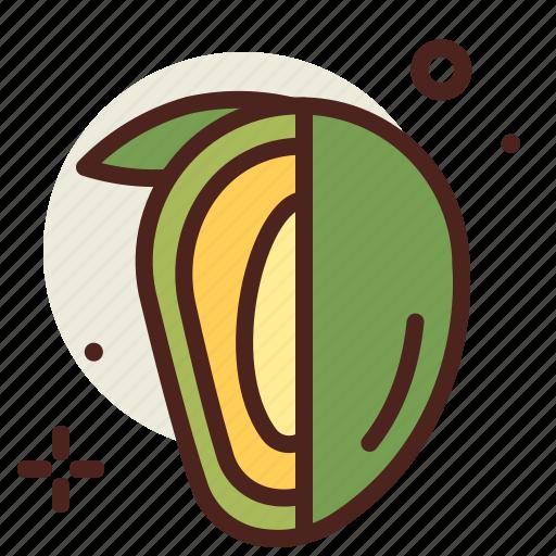 food, fresh, green, healthy, juice, mango icon