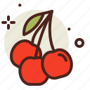 food, fresh, healthy, heights, juice icon