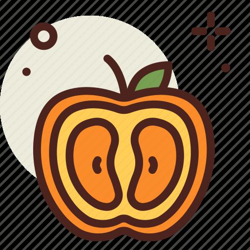 food, fresh, healthy, juice, mandarin icon