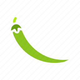 chilly, green, pepper, pepperoncini, spice, vegetable icon
