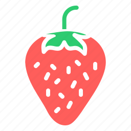 berry, fruit, strawberry icon