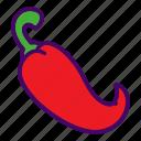 chili, chili pepper, food, pepper, vegetable