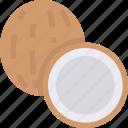 coconut, food, healthy, organic, sweet