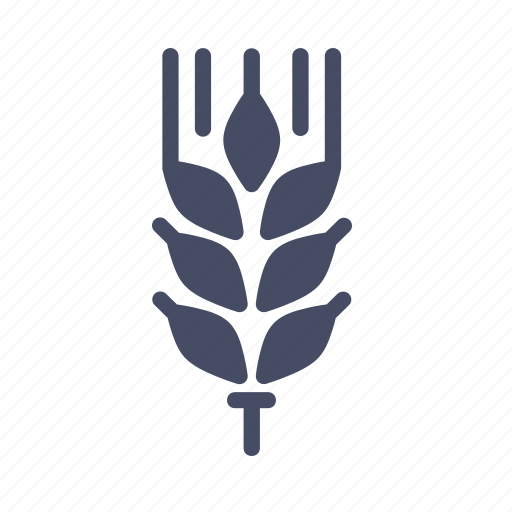 crop, food, gluten, grain, millet, wheat, whole icon