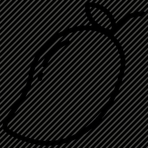 Food, fruit, mango icon - Download on Iconfinder