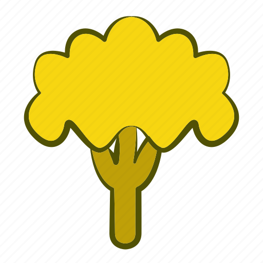 broccoli, diet, eating, food, healthy, organic, vegetables icon
