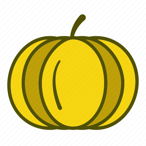 diet, food, organic, pumpkin, vegetables diet icon
