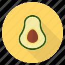 avacado, fat, food, fresh, fruit, healthy, avocado
