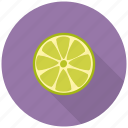 citrus, food, fruit, healthy, lemon, lime, tropical icon