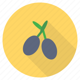 eat, food, healthy, meditteranean, oil, olive, plant icon