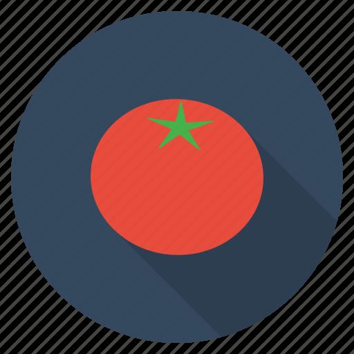 eat, food, fresh, fruit, healthy, tomato, vegetable icon