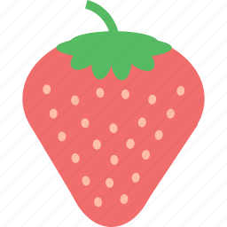 berry, food, fruit, healthy, romance, romantic, strawberry icon
