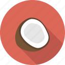 coco, coconut, cocos, food, fruit, milk, nut icon