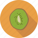 food, kiwi, fruit