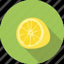 food, lemon, citrus, yellow, fruit, fresh