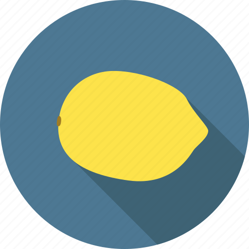 citrus, food, fresh, fruit, lemon, yellow icon