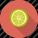 lemon, citrus, fruit, green, fresh, lime