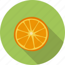 citrus, food, fruit, lemon, orange icon