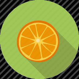 citrus, food, fruit, lemon, orange icon