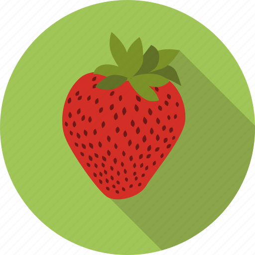 berry, food, fruit, strawberry icon