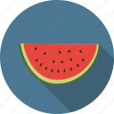 food, melon, fruit, watermelon