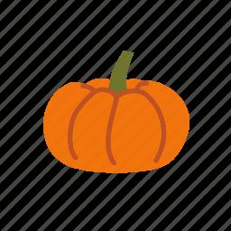 autumn, food, fruit, halloween, organic, pumpkin icon