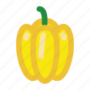 food, fruits, hot, paprika icon