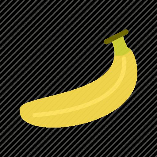 banana, bunch, food, fruit, healthy, vitamin, yellow icon