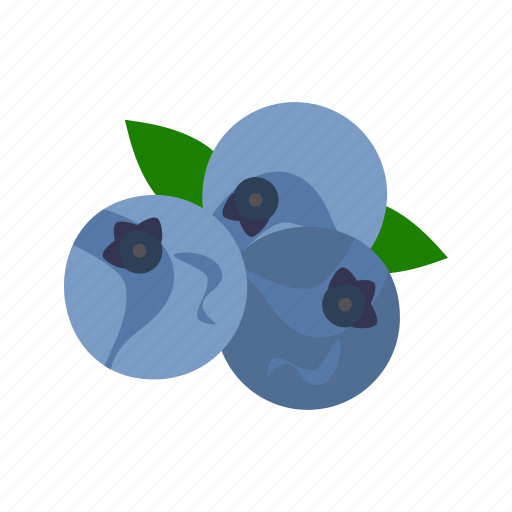 blueberry, diet, food, fresh, fruit, healthy, sweet icon