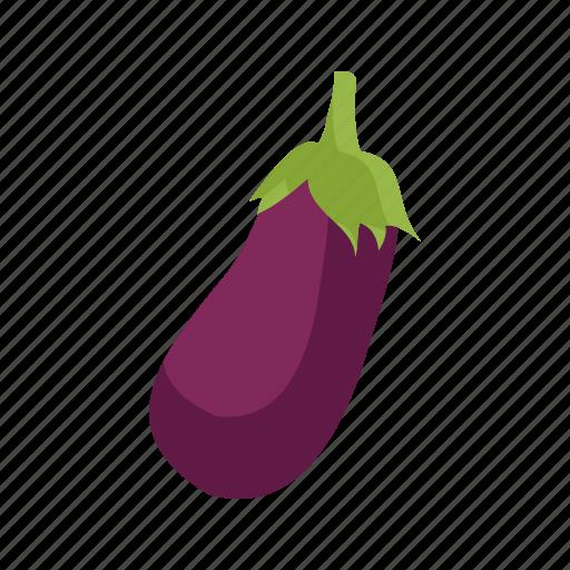 eggplant, food, fresh, fruit, healthy, organic, vegetable icon