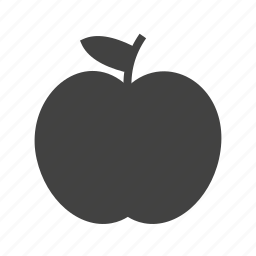 apple, food, fresh, fruit, healthy, red, sweet icon