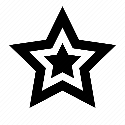 badge, bonus, double star, rating, shape, star icon
