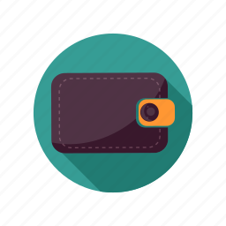 business, buy, cash, payment, shopping, wallet icon