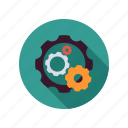 business, system, work icon