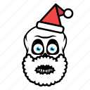avatar, halloween, holiday, skull, xmas icon